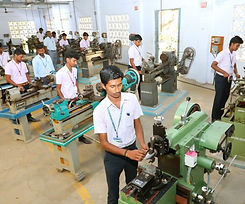 mechanical-lab-at-roever-polytechnic-col