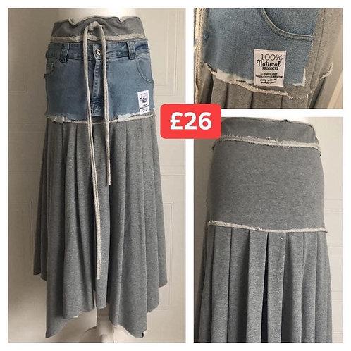 Skirt 100% natural