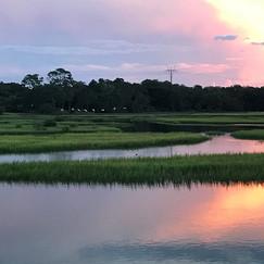 Summer Sunday Sunset #roseatespoonbills