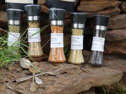 Salt and Pepper Grinder Range