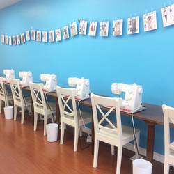 Sewing Station - The Sewing Junction