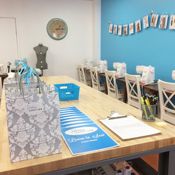 First day of class - The Sewing Junction