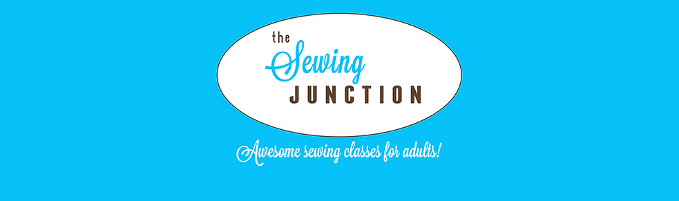 The Sewing Junction Logo Sewing Classes Toronto