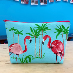 Makeup Bag - The Sewing Junction