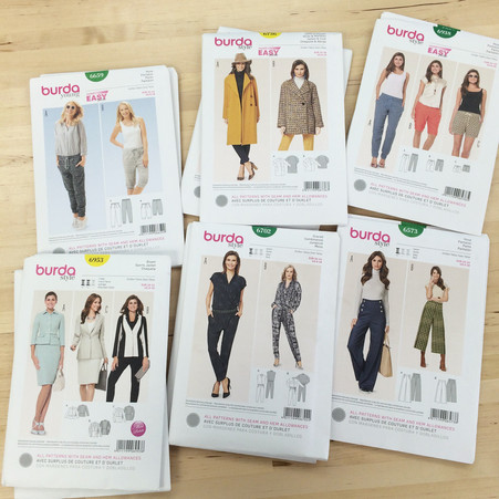 We sell patterns!