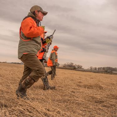 Elite Upland Hunting