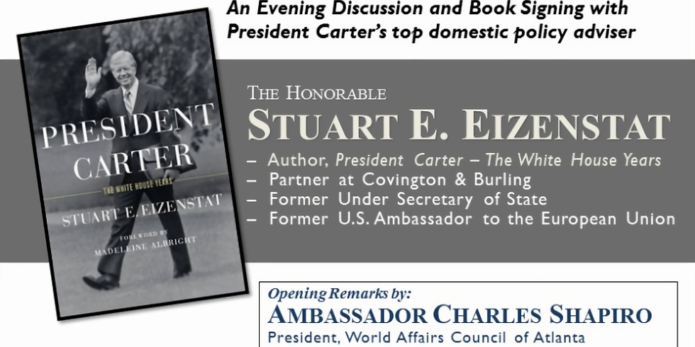 Book Signing: President Carter - the White House Years