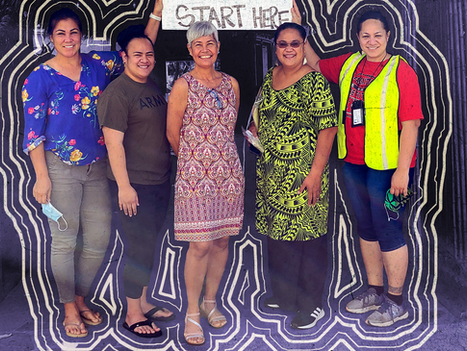 COVID-19 Corps Staff 'Miracle Workers' Help American Samoans Get Home Safe