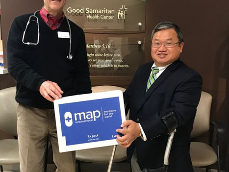 MAP International Adds Good Samaritan Health Center in Atlanta to Georgia-based Pilot Program