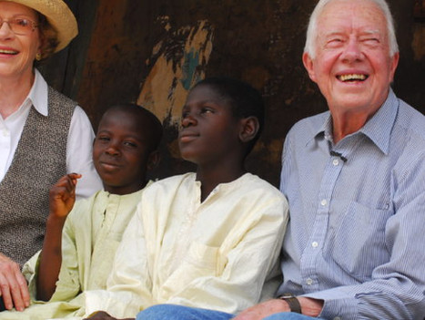 The Carter Center, a Global Health Pioneer for 35 years, Steps into SR Lineup