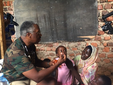 """Stories From The Field: """"Where Healthcare Doesn't Exist"""" In Rural Uganda"""