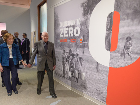 Carter Center Debuts Eradication Exhibition