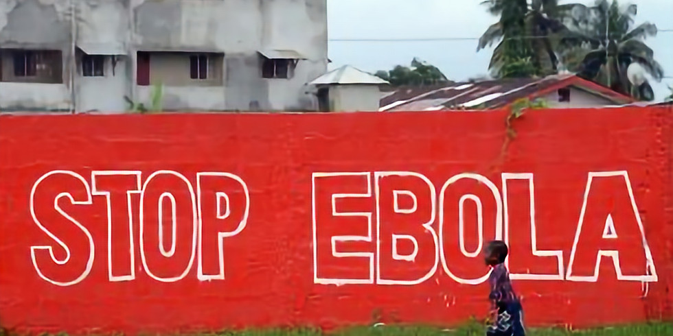 """CDC Museum Tour & Reception, """"Ebola: People, Public Health and Political Will"""""""