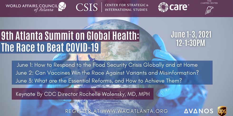 WAC Atlanta Summit on Global Health
