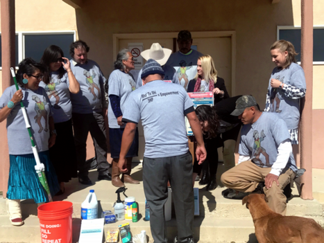 Tackling Hantavirus on Navajo Nation with the Healthy Homes, Healthy People Partnership