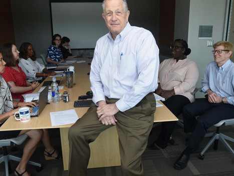 Decatur-based task force becoming ground zero for global elimination of hepatitis B and C