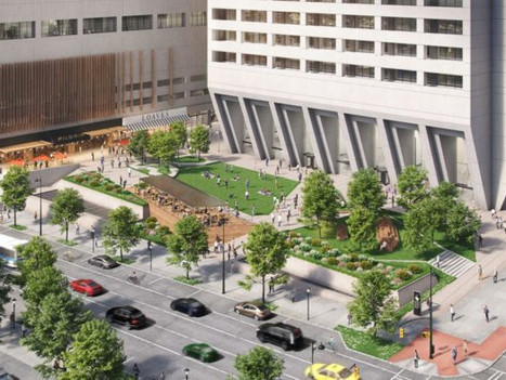 A global health innovation district to be developed in Midtown