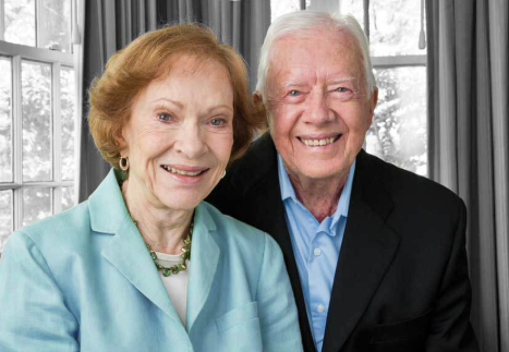 Former U.S. President Jimmy Carter and First Lady Rosalynn Carter to be Honored at the 2018 Bill Foe