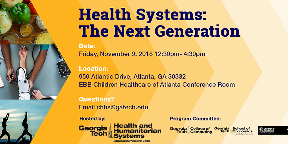 Health Systems: The Next Generation
