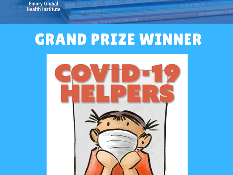 EGHI Winning COVID-19 Children's Books Address the Facts and Emotions Surrounding Pandemic