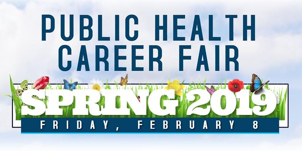 Spring 2019 Rollins School of Public Health Career Fair