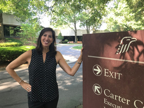A coming home for Paige Alexander – new CEO of the Carter Center