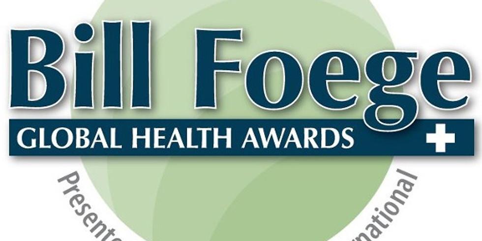 Bill Foege Global Health Awards presented by MAP International