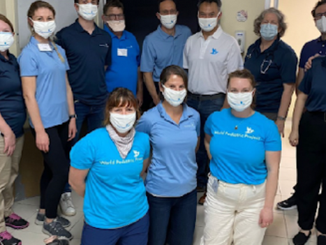 Addressing Pediatric Surgery Needs in Honduras