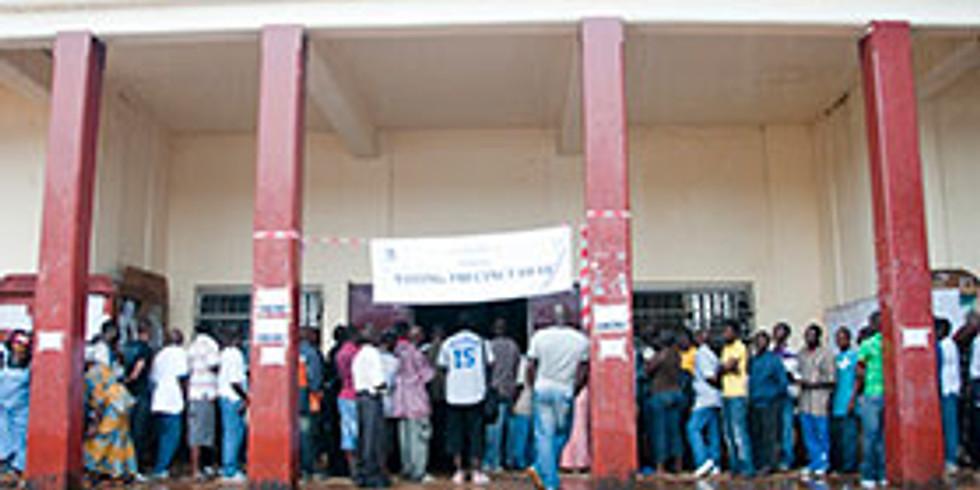 Liberia Looks to the Future