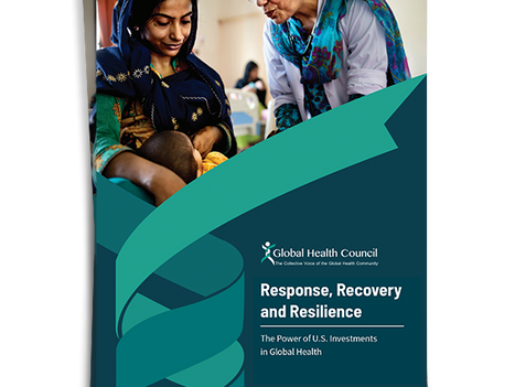 Global Health Council releases 2021 Congressional Briefing Book