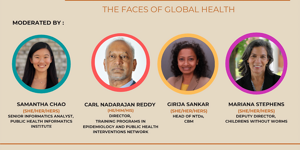 The Faces of Global Heath: Let's Talk About Being Asian in Global Health