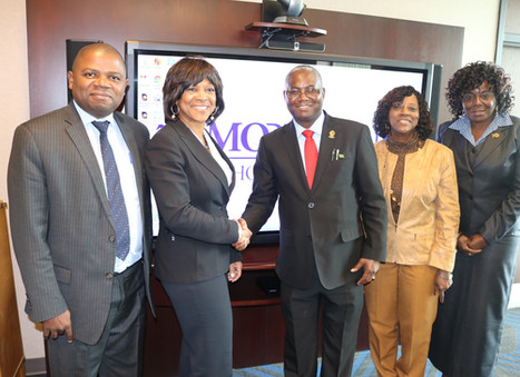 MSM Teams Up with Meharry Medical College and University of Zambia to Take Steps Towards Global Heal