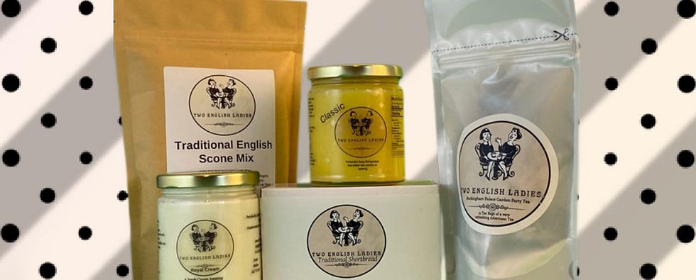 English Cream Tea pack