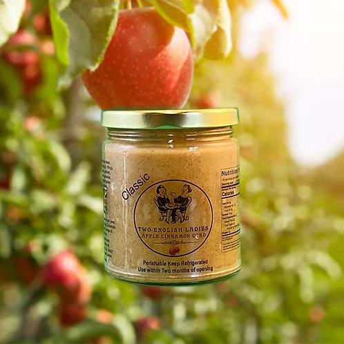 Apple Cinnamon Curd