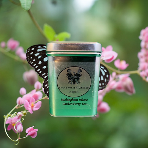Buckingham Palace Garden Party Tea Tin
