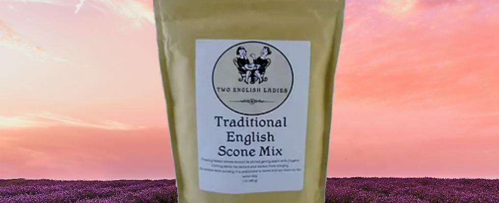 Traditional English Scone Mix