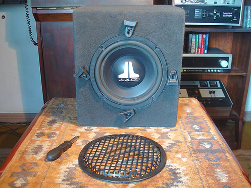 "JL AUDIO (USA) SubWoofer 8W1-4 (8"" 100W RMS)"