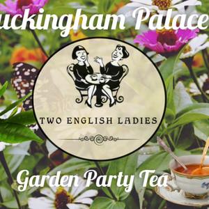 Buckingham Palace Garden Tea