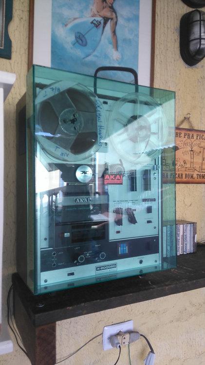 Dusty Cover (Tampa Acrilica) X-2000SD AKAI
