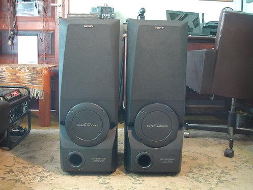 PAR de Sony Ss-b5550av 60w(rms) 8ohms
