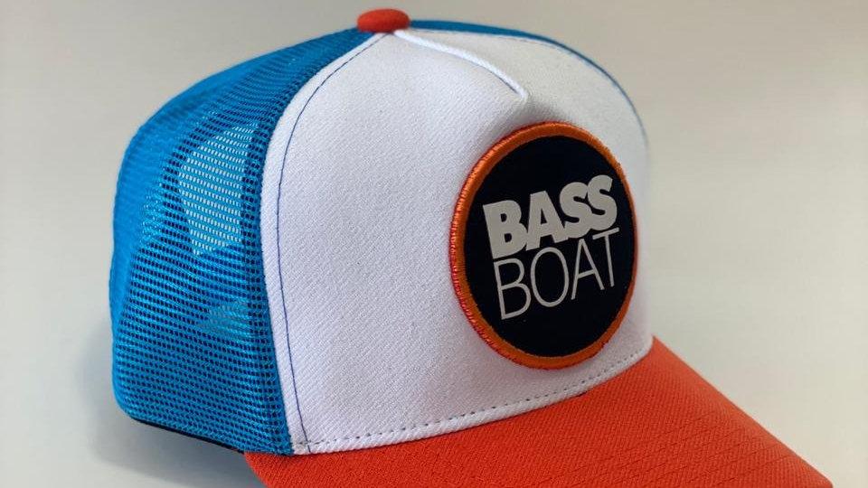 Boné Bass Boat