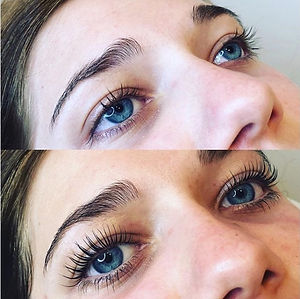 Eyelash Extensions - Randwick The Spot