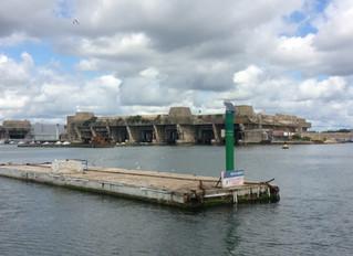 Base de sous-marins de Lorient