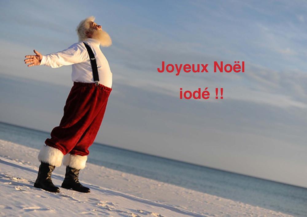 Joyeux Noël iodé !