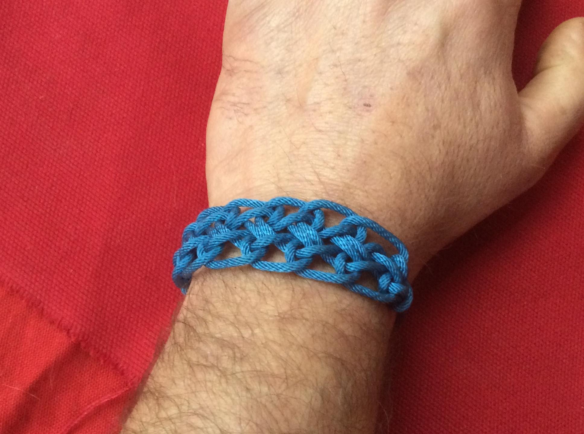 Bracelet Carrick porté