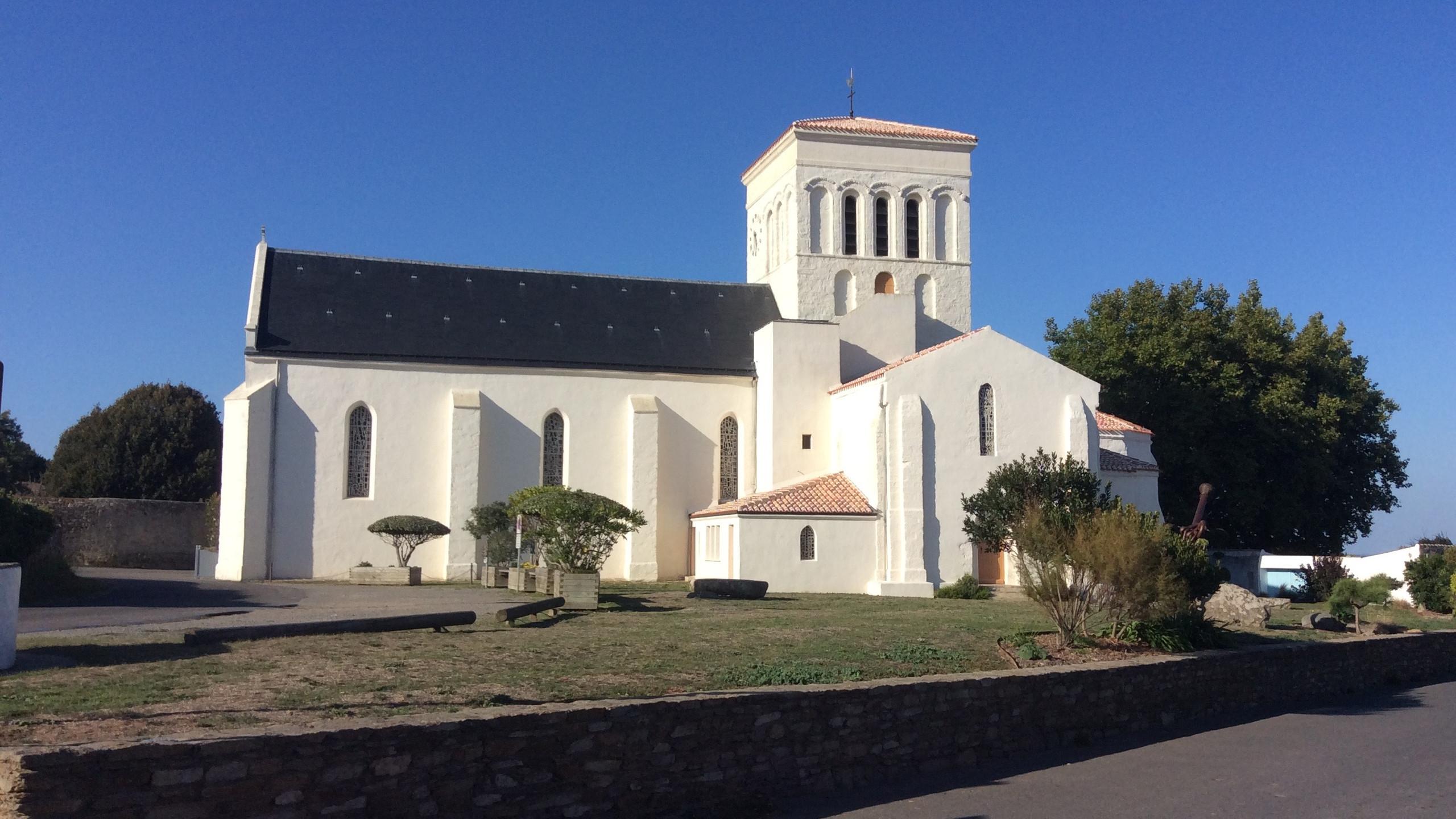 Eglise de St Sauveur