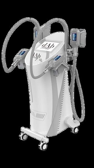 Cryolipolisis fat freezing machine