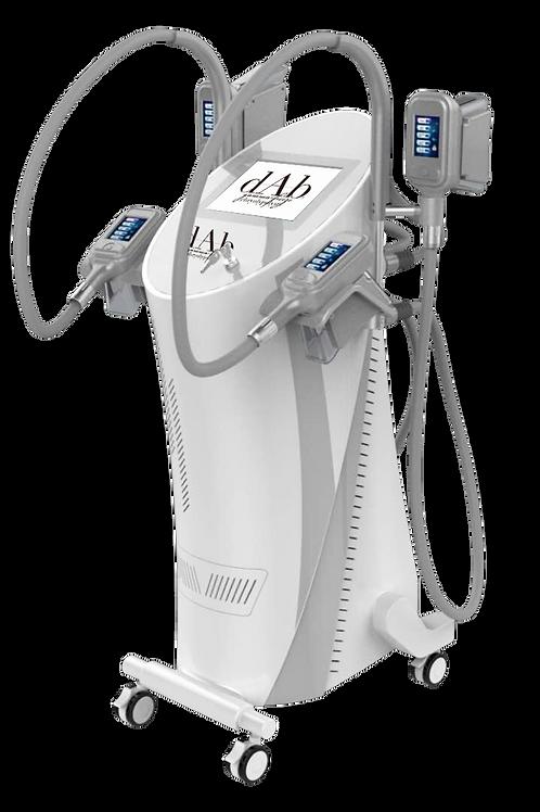 Cryolypolysis Fat freeze machine