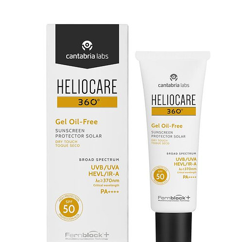 HELIOCARE 360 SPF 50+ Gel OIL FREE 50ml