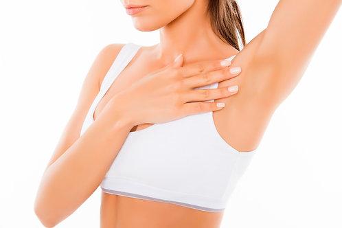 Underarm Lasr Hair removal